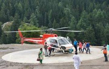 Chardham yatra by Helicopter Ex Dehradun