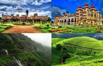 Mysore, Coorg, Nagarhole, Ooty, Coonoor Tour Package 07 Night / 08 Days