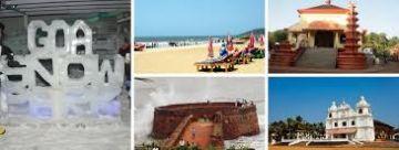Goa tour Package 3 Night 4 Days