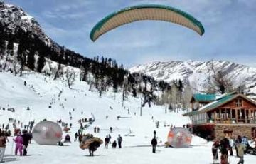 Awesome Himachal- 6 Days- Ex- Chandigarh