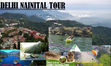 DELHI NAINITAL TOUR