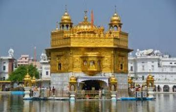 Golden Temple with Dalhousie Dharamshala by  Car