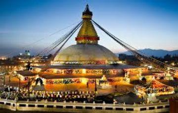 Darjeeling-Sikkim-Nepal Tour deluxe package