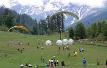 3Nights/4 Days tour package for Gulaba-Kothi-Solang Valley