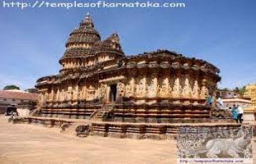6 Night 7 Days Temple And Coastal Karataka Pckage