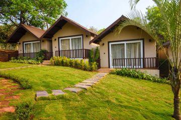 Stone Wood Resort & Spa for Goa