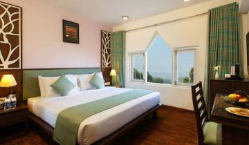 IHC-43 Blissful Ooty Honeymoon Package for 2 Nights & 3