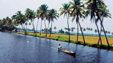 Winter Kerala Package 6N/7D