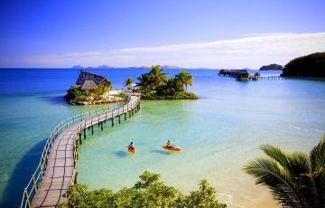 Romantic Fiji