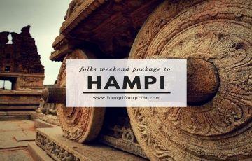 Classic Hampi Package