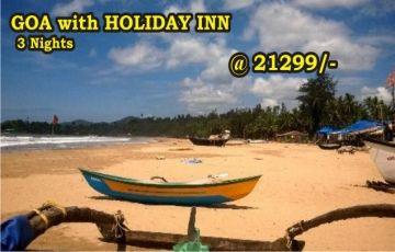 Goa with Holiday Inn