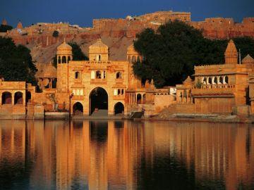 Jaipur - Jodhpur - Jaisalmer