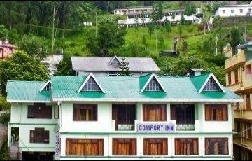 Mussorie Corbett Ranikhet Naintal Package