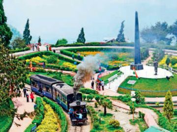 Gangtok Pelling & Darjeeling Package