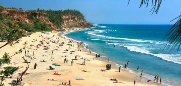 Holiday Tour in Goa with friends for 3 Night