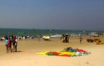 Deluxe package @ Goa for four days