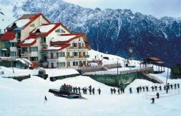 Charming Auli Tour Package