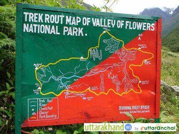 Valley OF Flower  &  Hemkund Sahib + Badrinath  Ek Dham