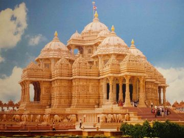 SPECIAL DURGA POOJA OFFER  Gujarat Deluxe Holiday package f