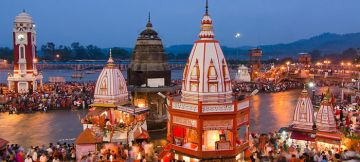 Delhi-Haridwar-Rishikesh Tour 02 Nights / 03 Days