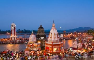Religious Tour Of Haridwar