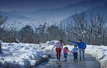 Beauty of Shimla by Car package