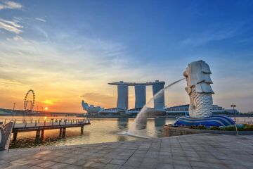 Singapore deluxe package