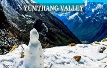 Spend your leisure at Darjeeling Sikkim