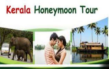 Kerala Honey moon.