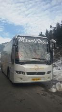 Magical Manali with Dharamshala by Ac Volvo