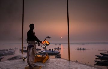 Golden Triangle with Ganges