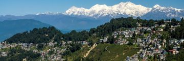 Darjeeling-Gangtok @12000 per person