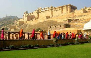 Jaipur - Ranthambore - Jaipur Deluxe Package