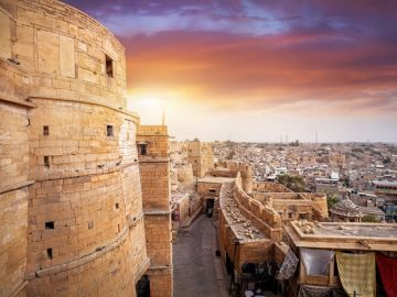 Colourful Rajasthan 7 Night / 8 Days