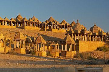 Jaisalmer And Jodhpur Rajasthan Package
