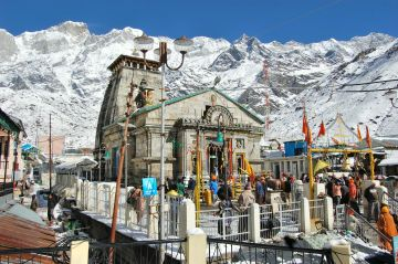 Deluxe Chardham Yatra Package 2018 Ex Haridwar