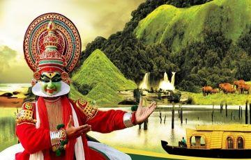 Enjoy Nature At Kerala