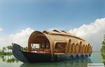Cochin, Munnar, Thekkady, Alleppey Kerala Package 5 Nights 6