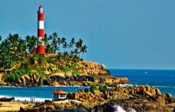 6 nights 7 days Kerala Tour with kanyakumari