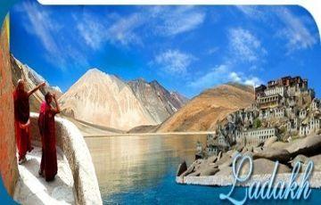 Leh Ladakh 7N/8D package