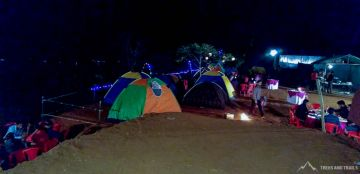 Tour package for Lonavala with Camping