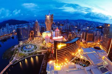 Magical Hongkong Macau
