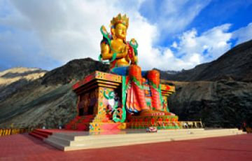 Ladakh Packages for 8 Nights and 9 Days