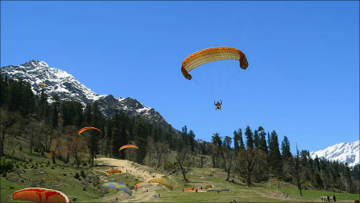 Himachal Taxi Tour Package Ex. Delhi