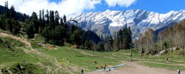 Manali Honeymoon Tour By Volvo