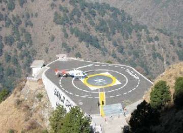 IHC-38 Mata Vaishno Devi Package By Helicopter