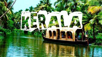 Fun With Friends In Kerala