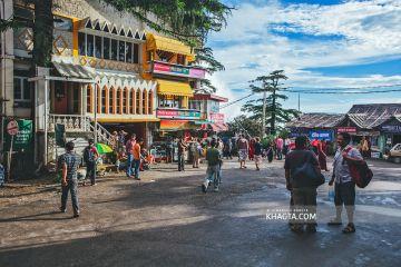 Dharamshala Trip By Volvo