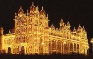 Bangalore, Mysore, Coorg (5 nights /6 days)