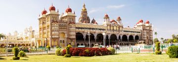 03N/04D  Bangalore Mysore Coorg